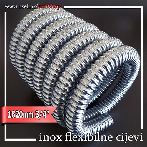 INOX FLEKSIBILNA CIJEV 3-4 ASEL