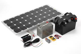 Solarni fotonaponski setovi